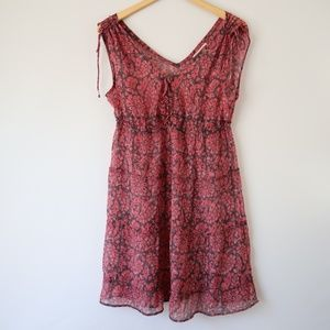 American Eagle Outfitters Empire Waist Dress 10